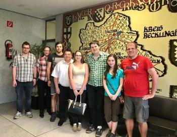 Juso-AG besucht Bürgermeister