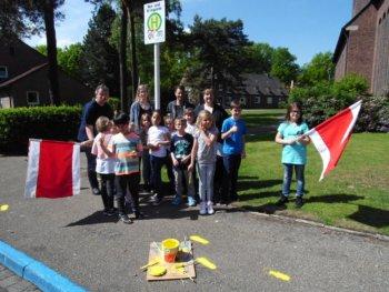 August-Döhr-Schule richtet zwei Elternhaltestellen ein