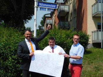 Neue Seniorenwohnungen im Hülsmannsfeld