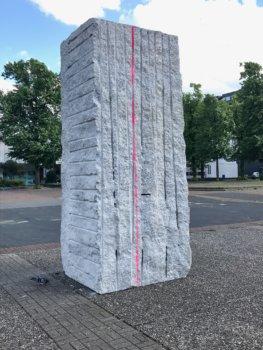 Der Stein des Anstoßes...