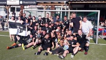 FC Marl 2011 III macht das Rennen