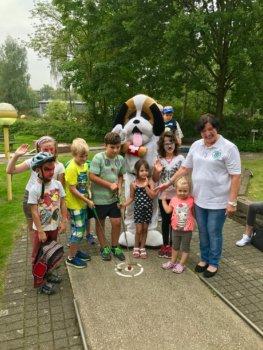 Ein königliches Kinderfest