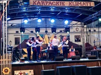 Karpaten-Festival ohne Koffer
