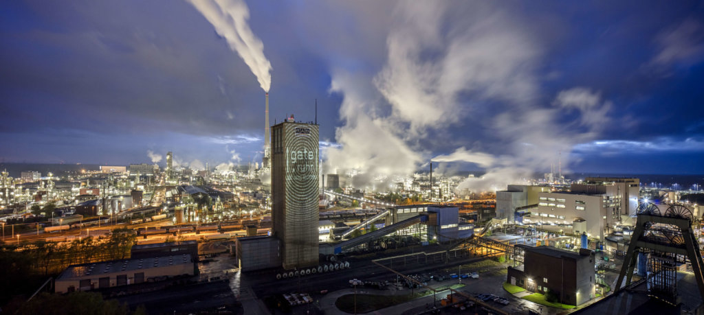 Gate.Ruhr stellt sich Investoren vor