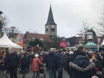 30 Jahre Weihnachtsmarkt Polsum