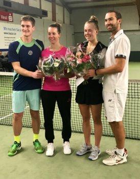 Top-Tennis beim 45. Giersch-Wasmuth-Turnier