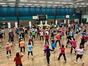 Frauensportfest in der RSH