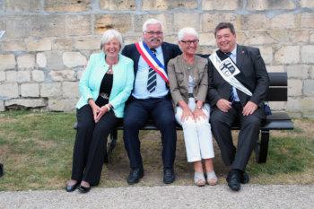 40 Jahre Fest der Vereine in Creil