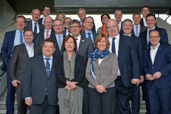 Städtetag NRW konferiert in Marl