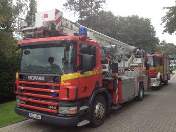 Eberhard fordert die Feuerwehr