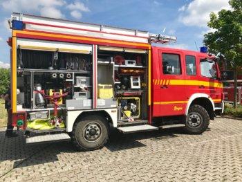 Feuerwehreinsatz am ASGSG