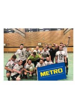 """METRO AG"" wird Hauptsponsor"