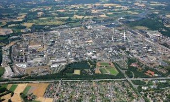 INEOS plant Investition im Chemiepark