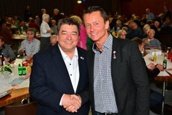 Bürgermeister und DGB-Chef werben für Europa