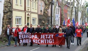 1. Mai: Starker Appell für ein geeintes Europa
