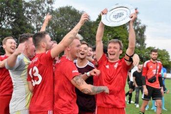VfB Hüls 48/64 ist neuer Stadtmeister 2019
