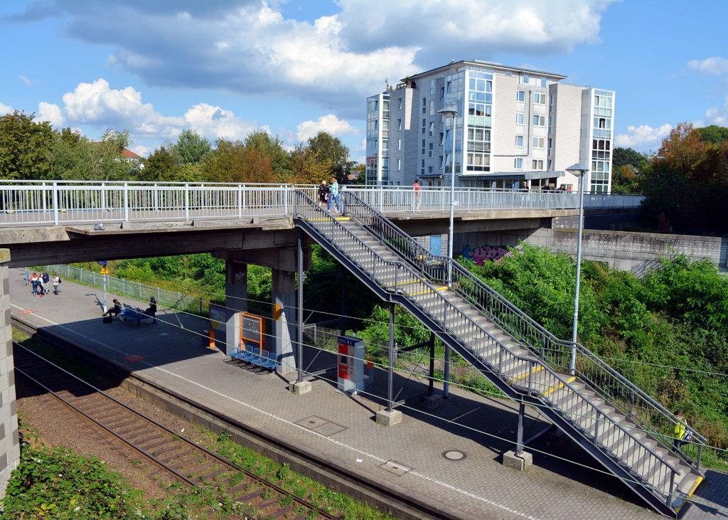 Bahn: Baubeginn für Aufzug in Mitte