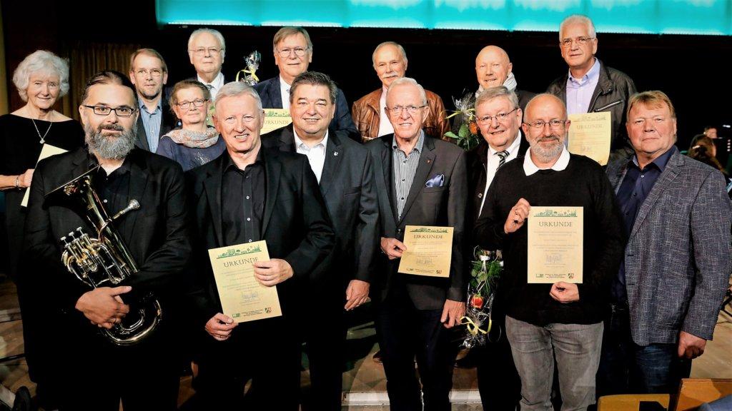 Erster Marler Heimatpreis verliehen!