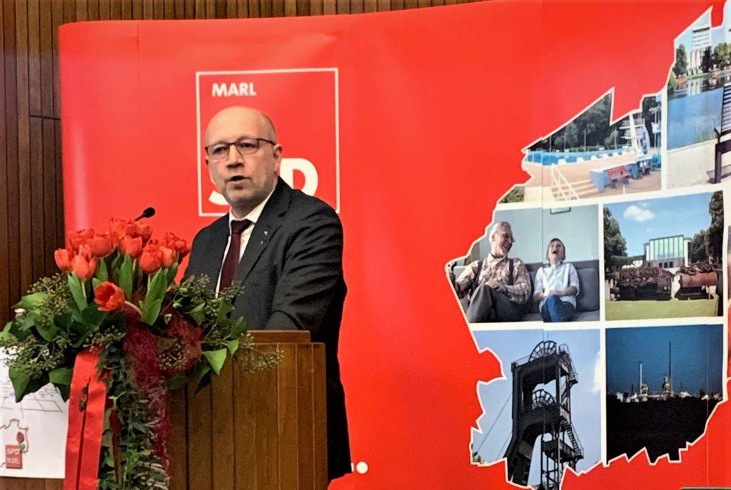 """Mit der SPD """"Zuhause in Marl"""""""