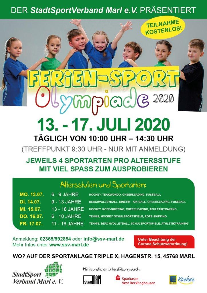 Ferien-Sport-Olympiade