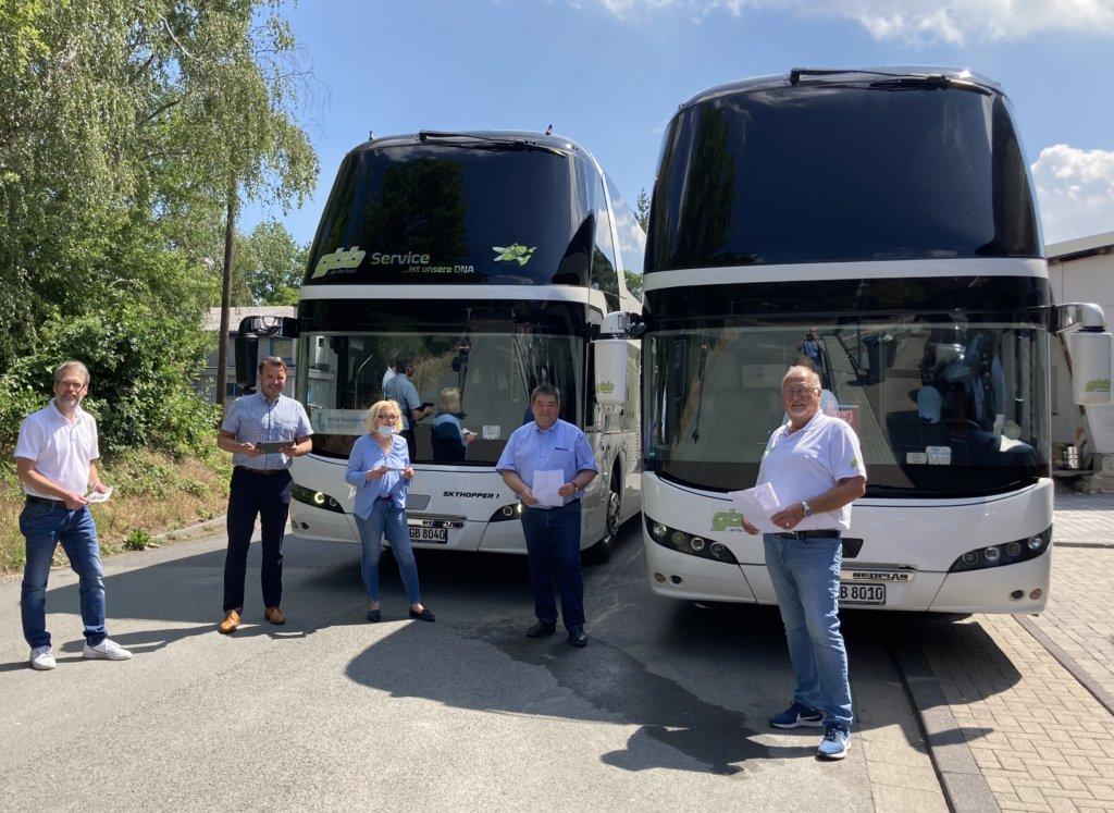 Corona trifft auch Busunternehmen hart