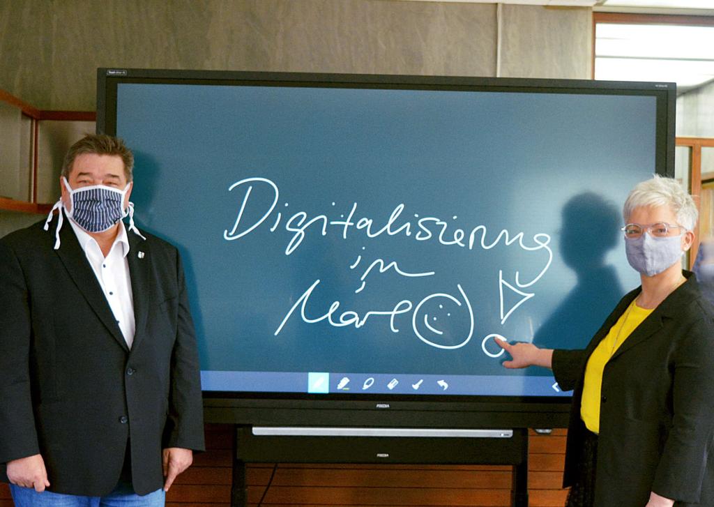 Meilenstein für das digitale Klassenzimmer