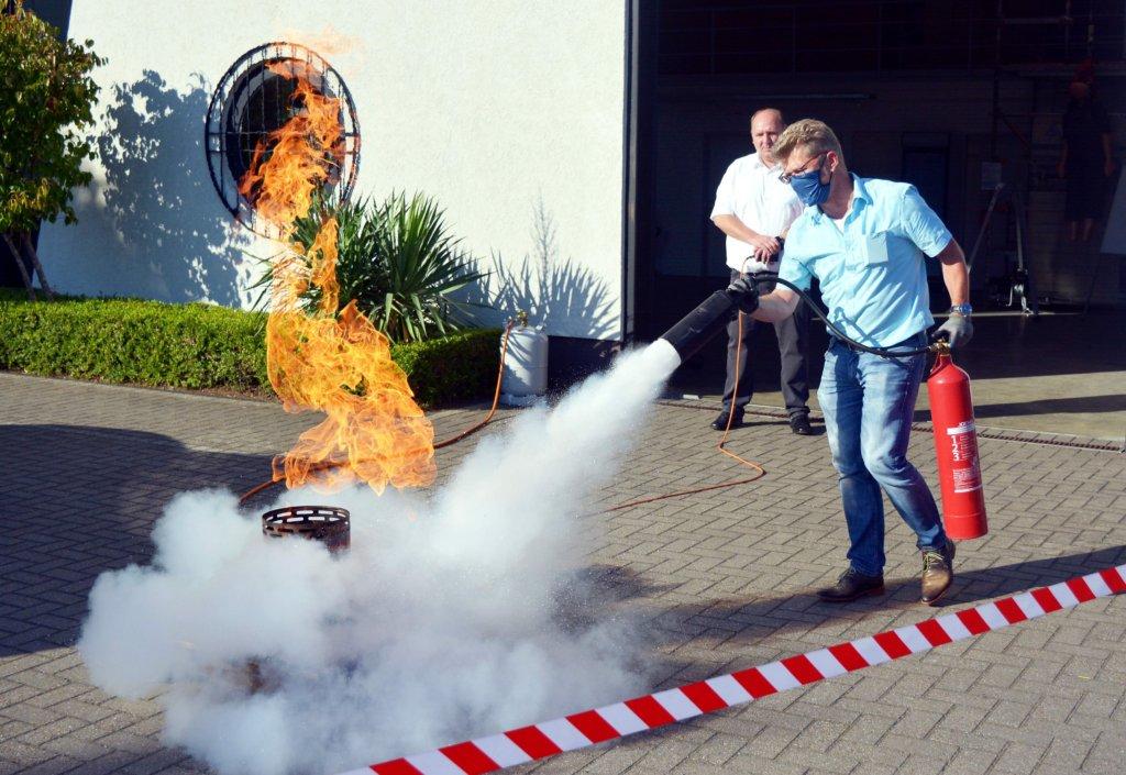 """""""Safety first"""" bei der AS Bauer GmbH"""